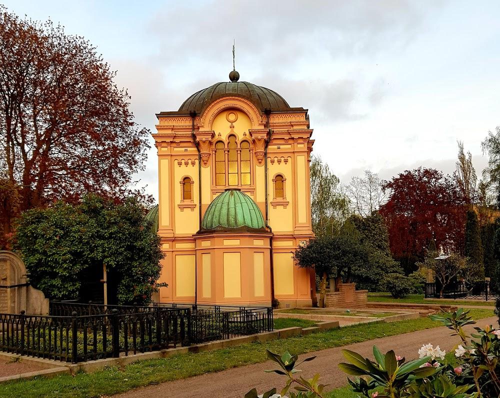 Nya kyrkogårdens kapell