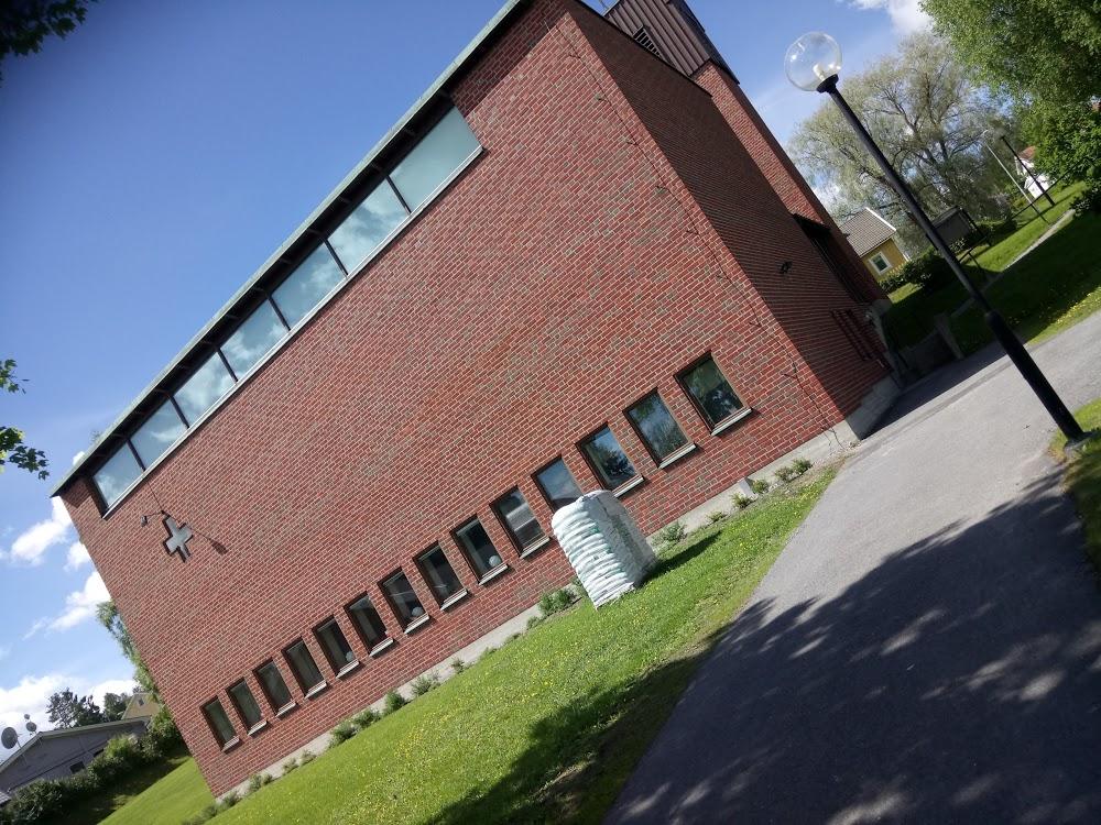 Domsjö församlingsgård