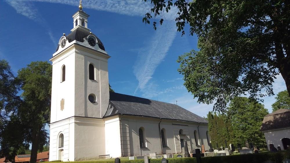 Linderås Kyrkogård