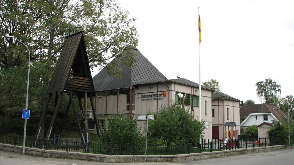 Segeltorps kyrka