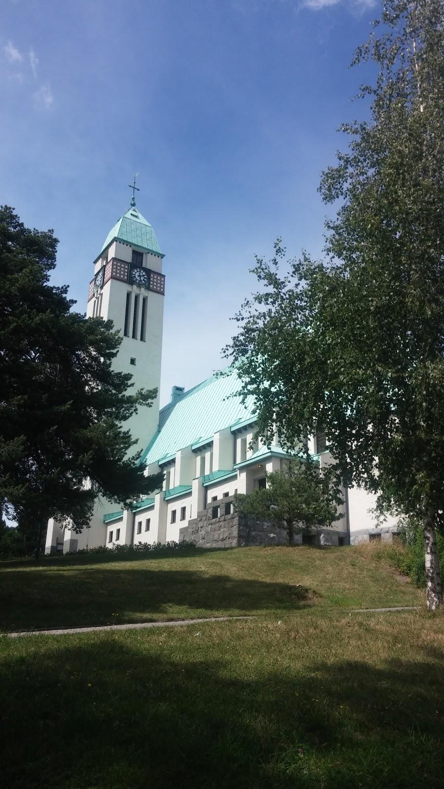 Sundbybergs kyrka