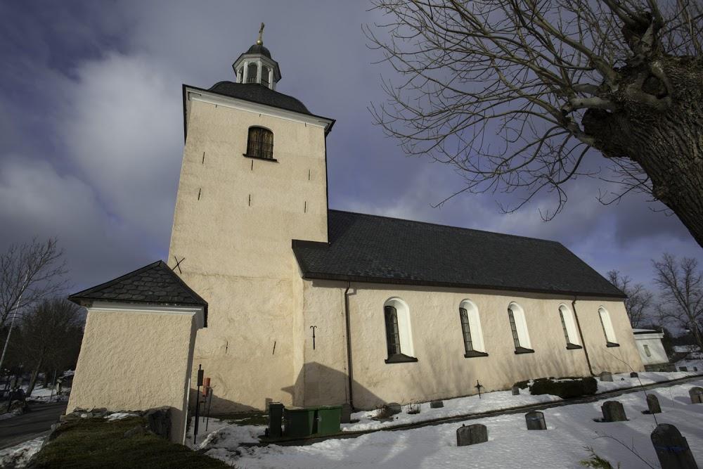 Västra Ryds kyrka