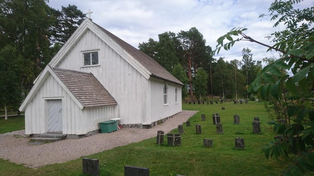 Galtströms bruks kyrka