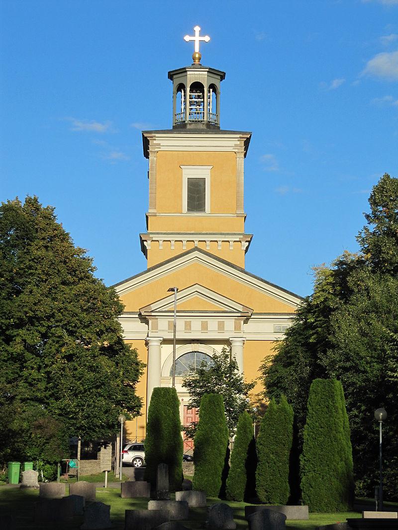 Kumla Kyrkogård