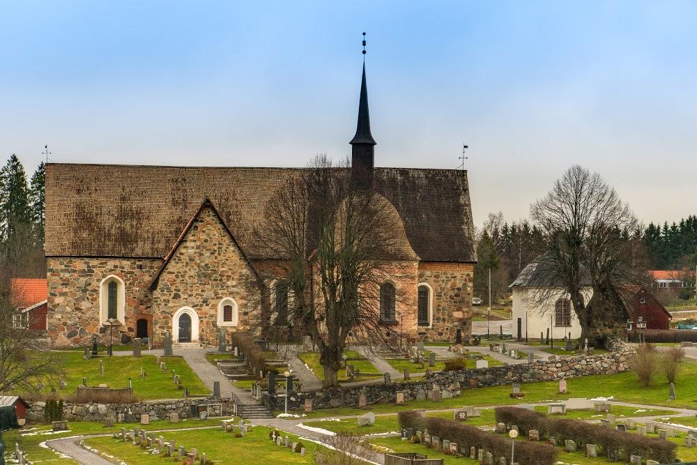 Länna kyrkogård