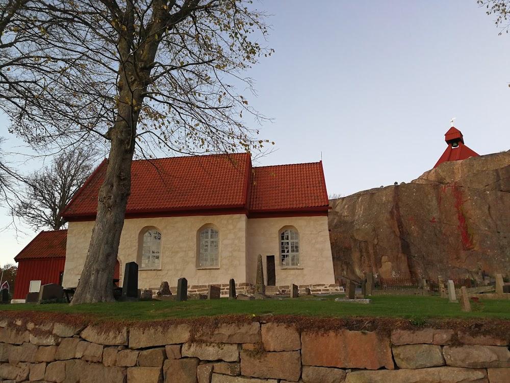 Bovallstrands kyrkogård
