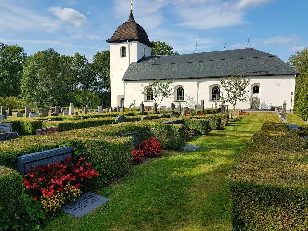 Hallingebergs kyrka