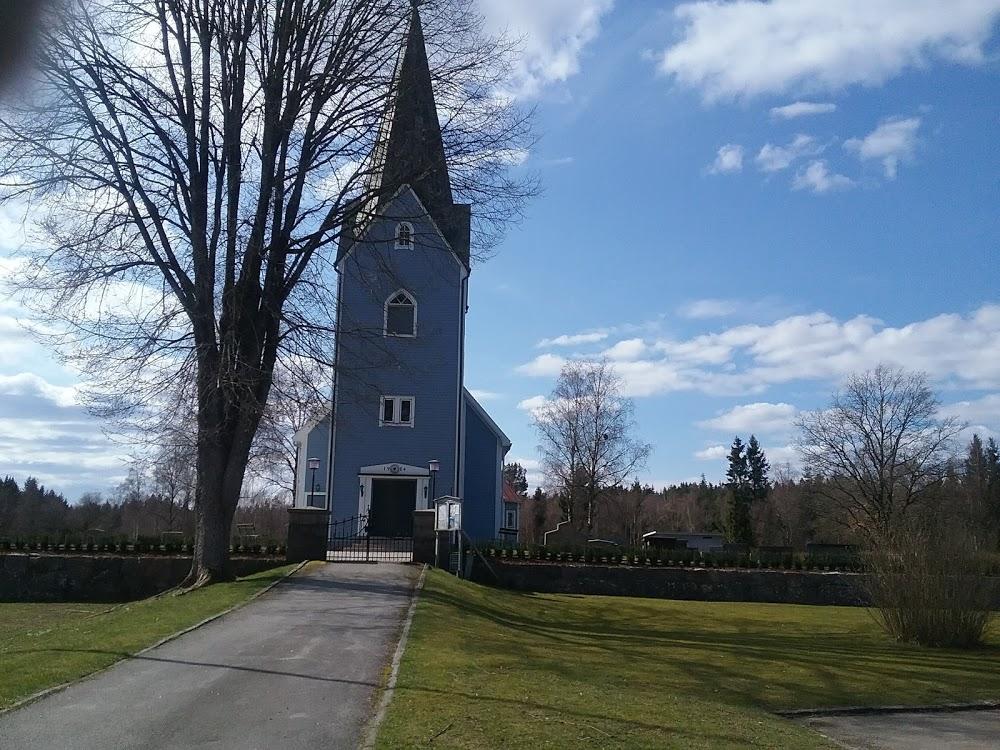 Långaryds kyrka