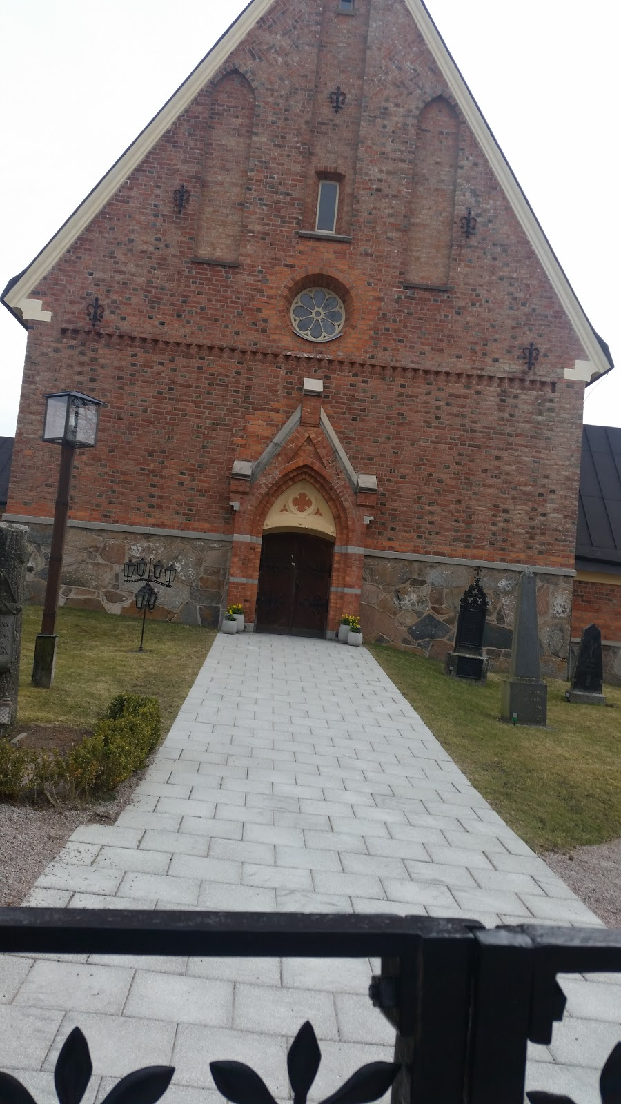 Alunda kyrkogård