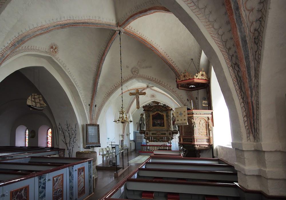 Barkåkra kyrka