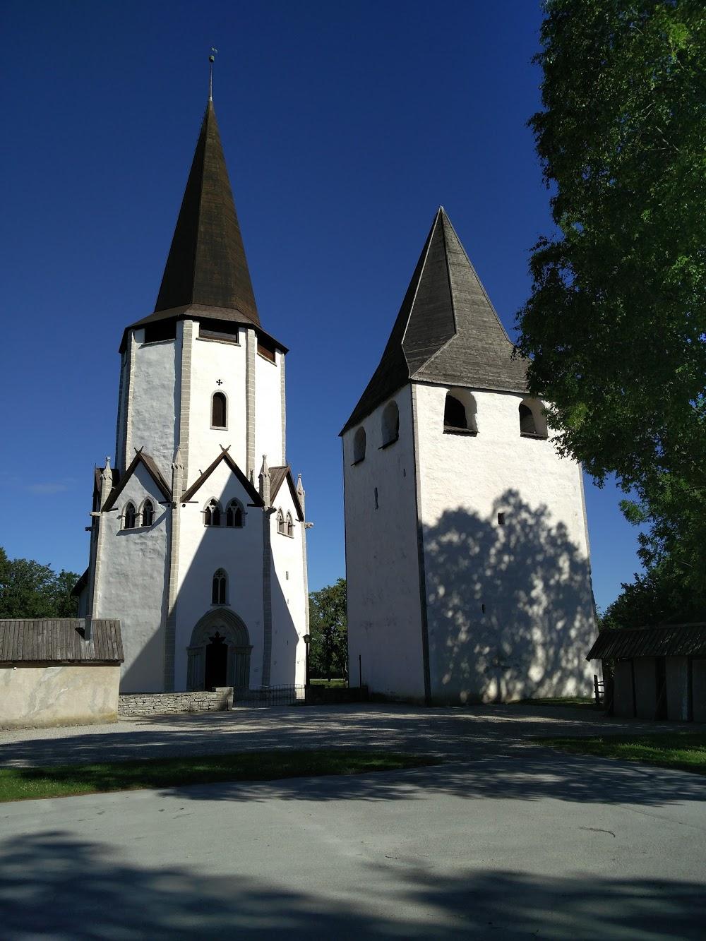Ganns öde kyrka