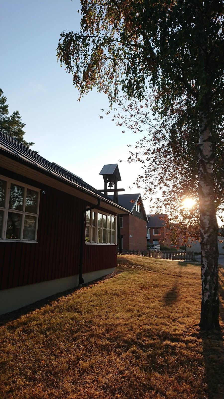 Björkbergs kyrkan
