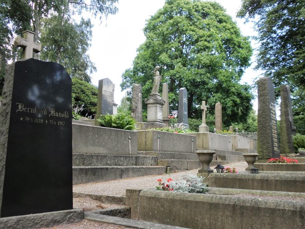 Örgryte Nya kyrkogård