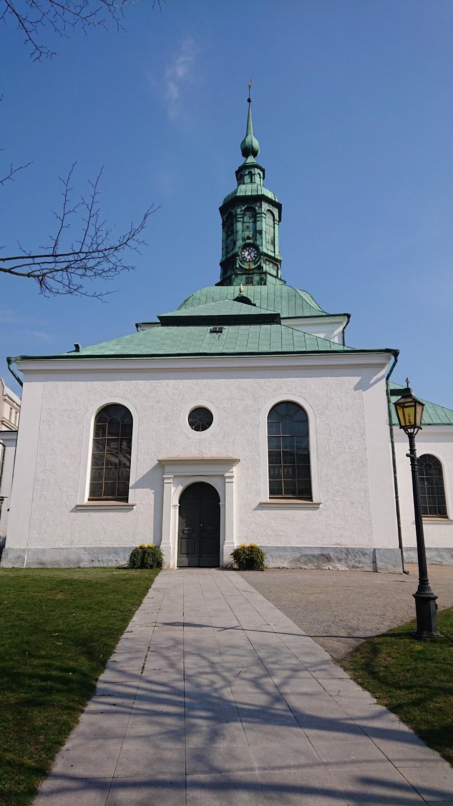 Asarums kyrka
