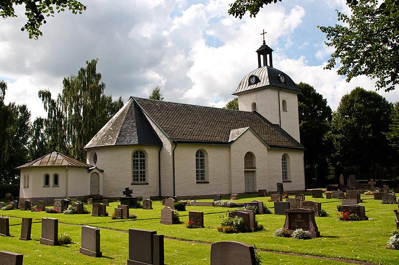 Broby kyrkogård