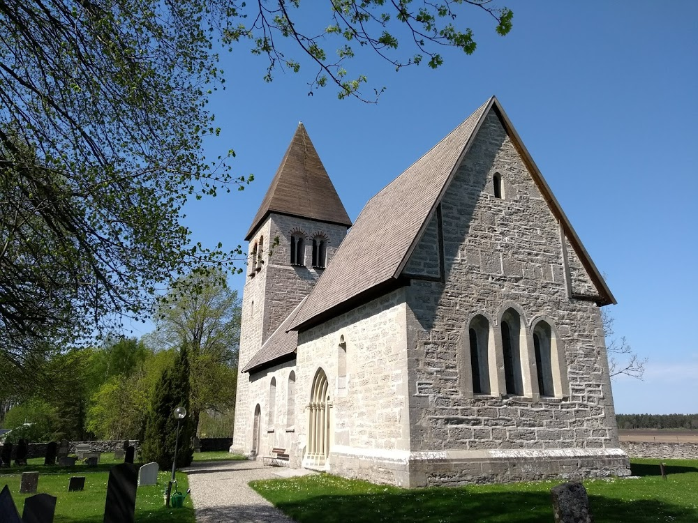 Guldrupe kyrka