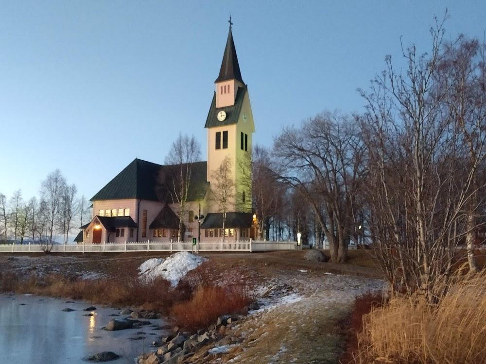 Arjeplogs kyrka