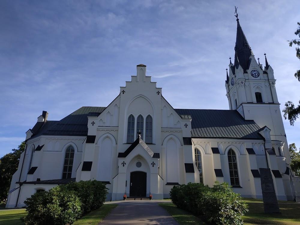 Östra Ämterviks kyrka