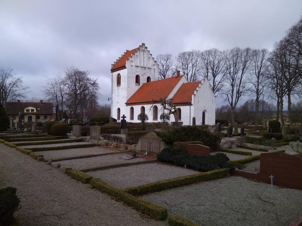 Gudmuntorps kyrkogård