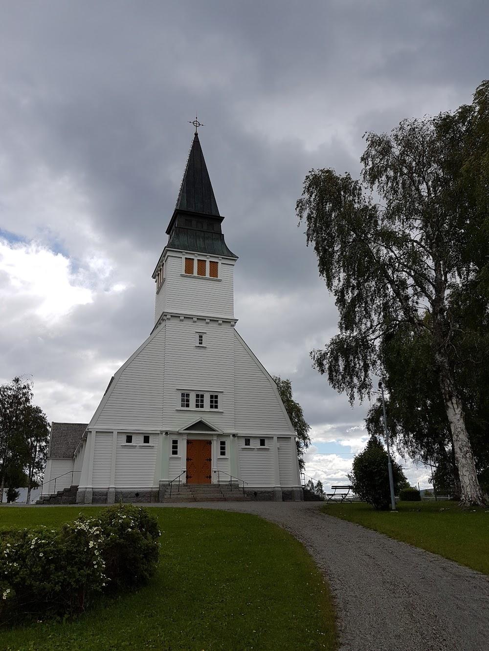 Alanäs kyrka