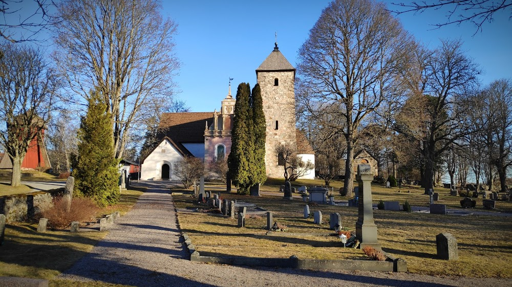 Skånela Kyrkogård