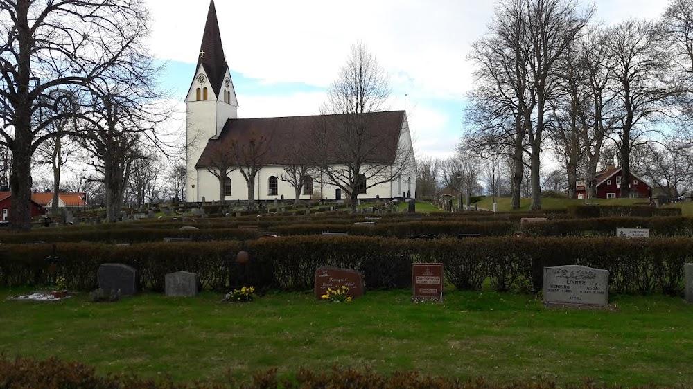 Algutsboda Kyrkogård