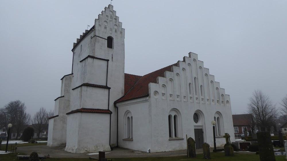 Vallby Kyrkogård