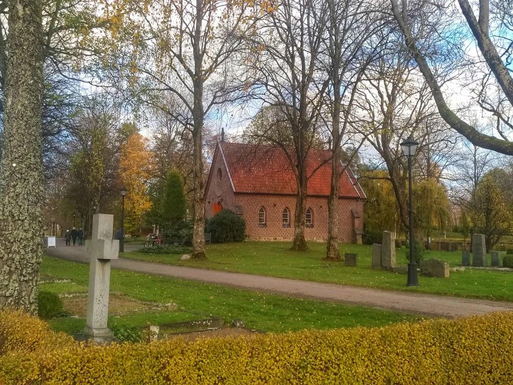 Håjums Kyrkogård