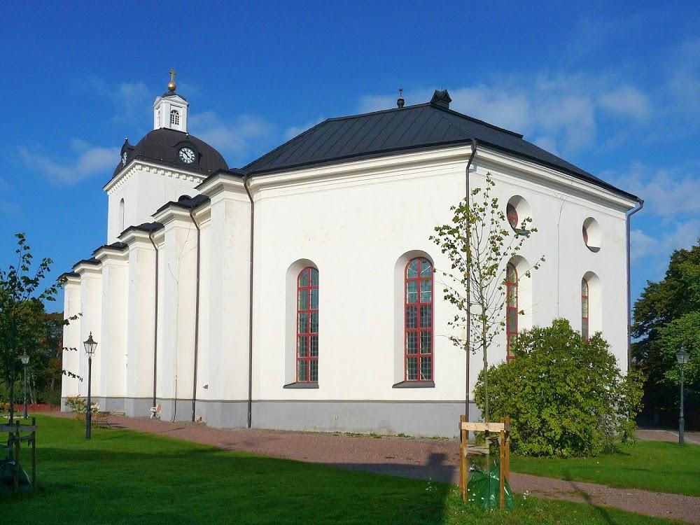 Vikmanshyttans kyrka