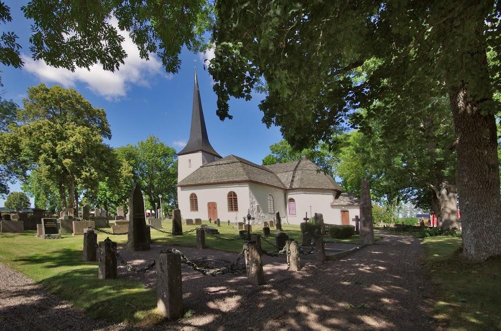 Gestads kyrkogård