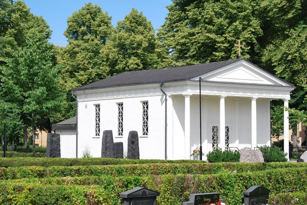Ör kyrkogård