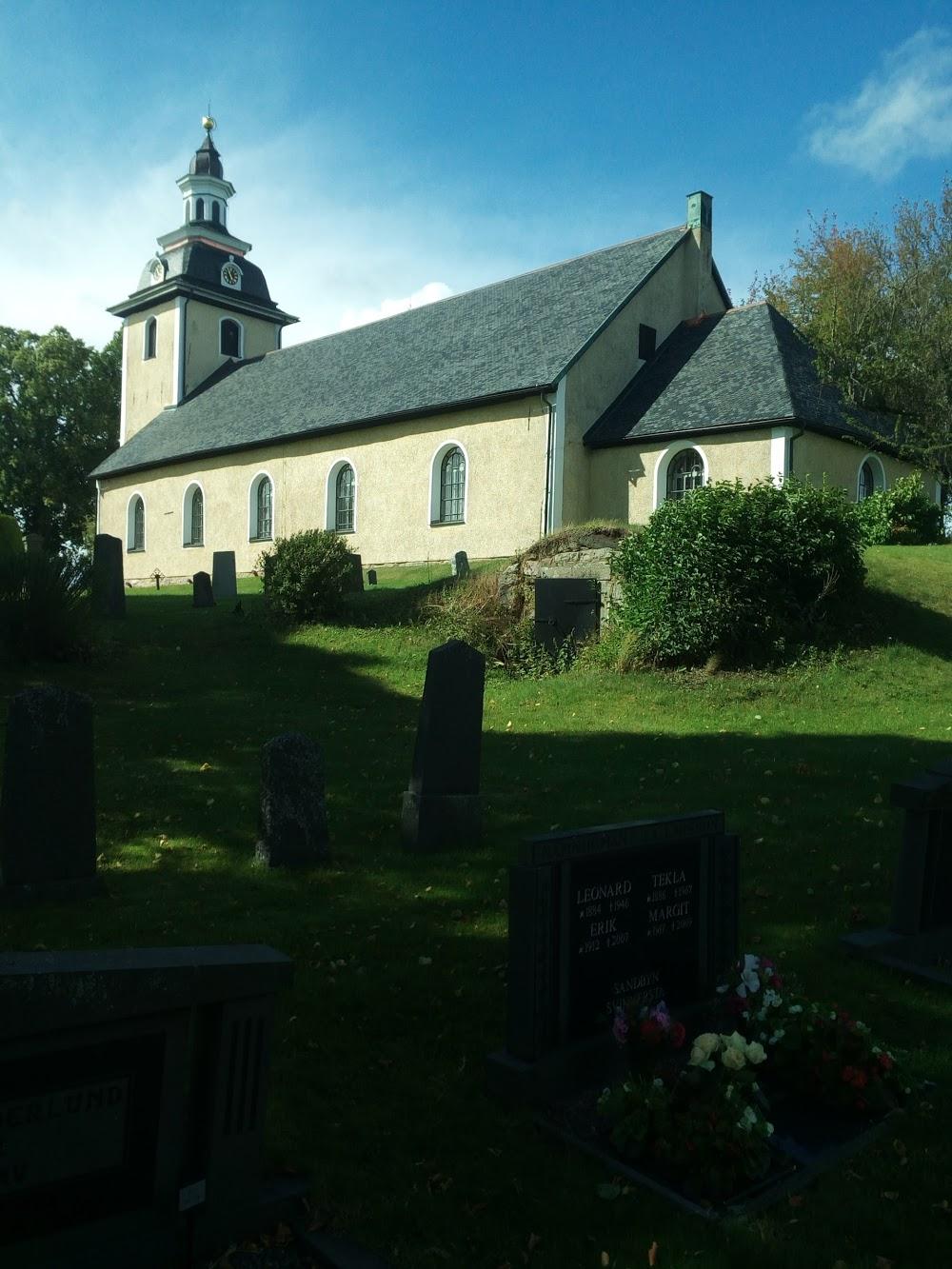 Lerbäcks kyrka