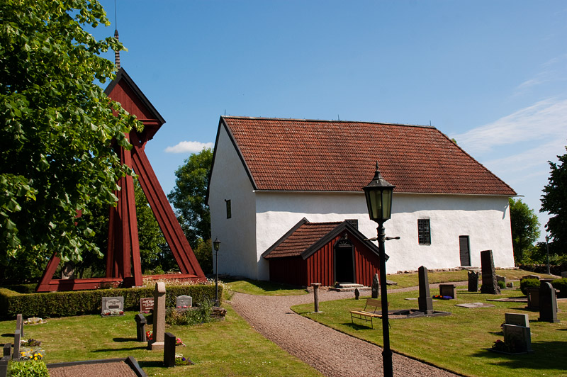 Högstena Kyrkogård