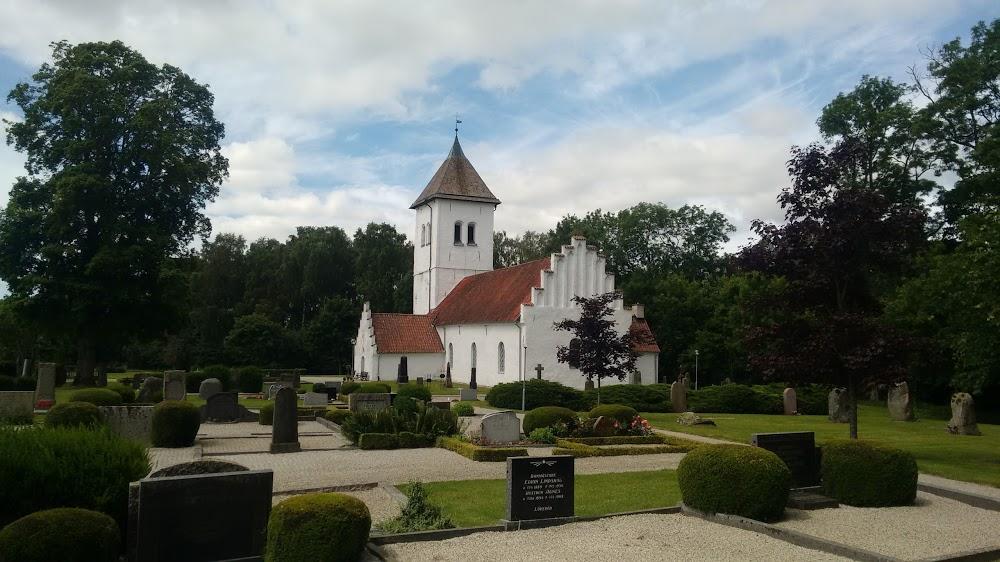 Borlunda kyrkogård