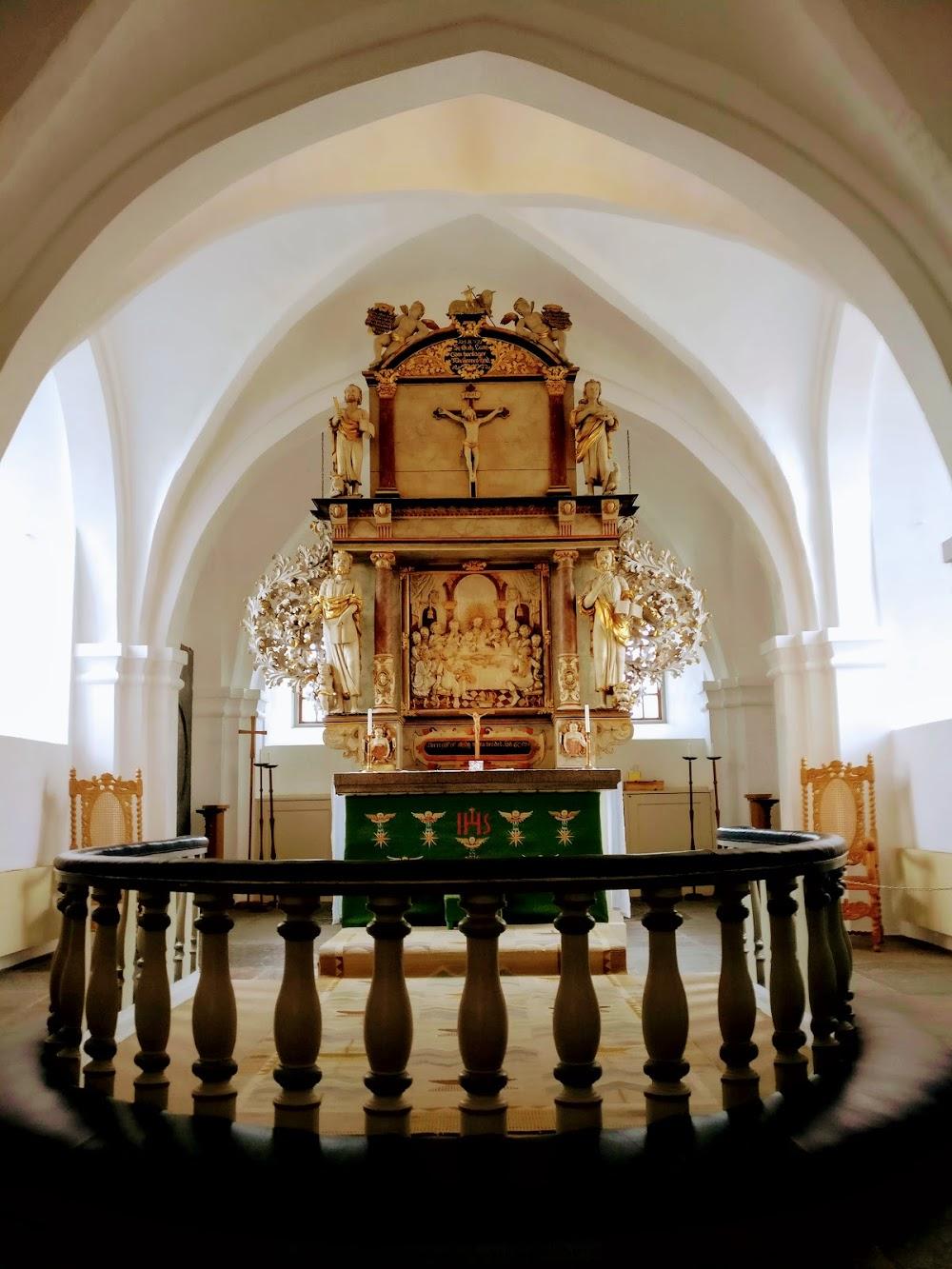 Kyrkans hus