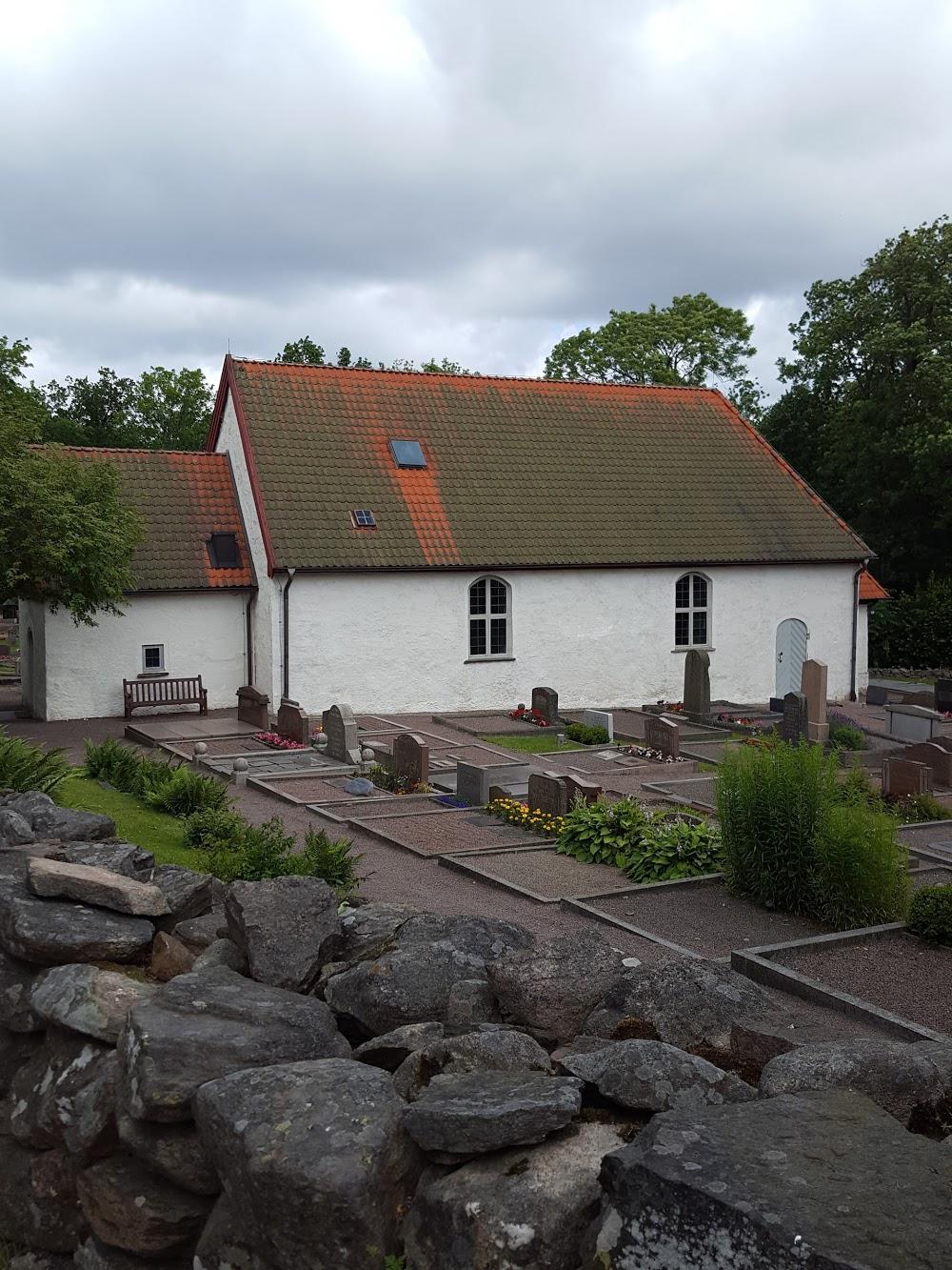Kållereds kyrkogård