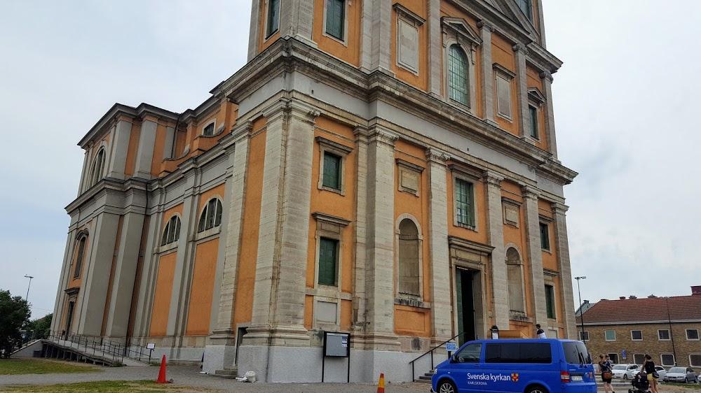 Amiralitets kyrkan