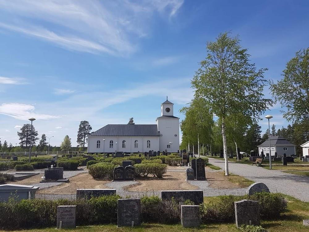 Åmsele församlingsgård