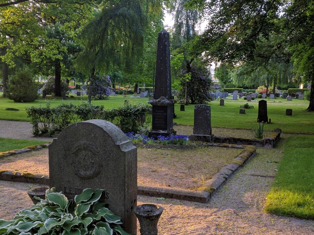 Caroli kyrkogård
