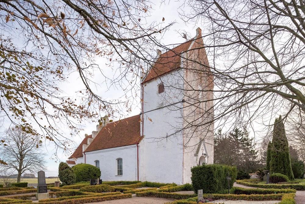 Skabersjö kyrka