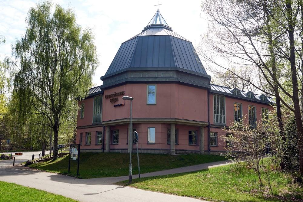 Grevegårdens kyrka