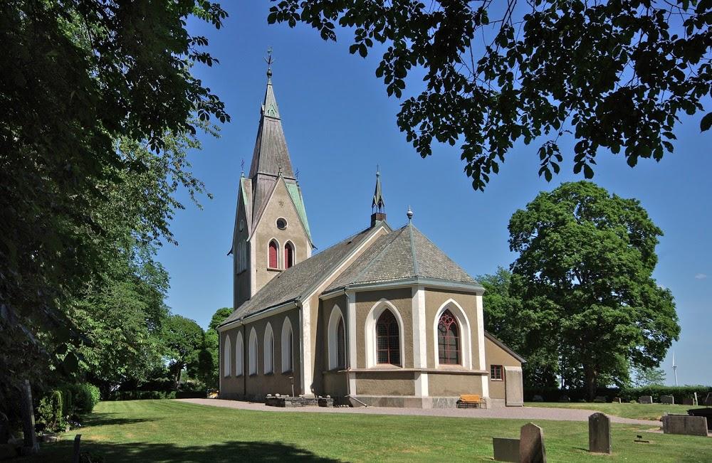 Fridhems kyrka