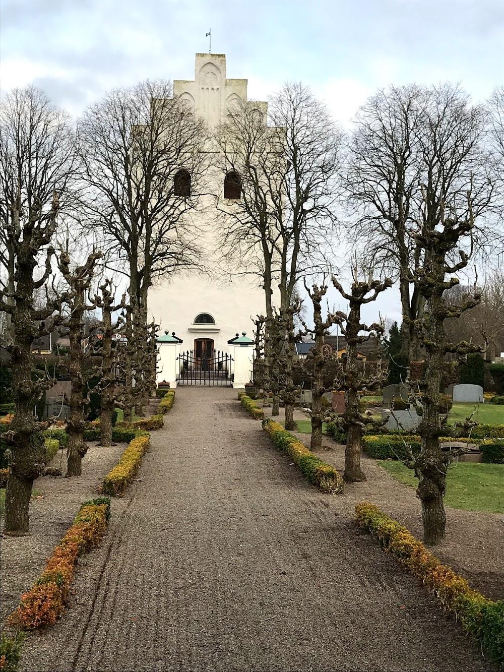 Farhults Kyrkogård