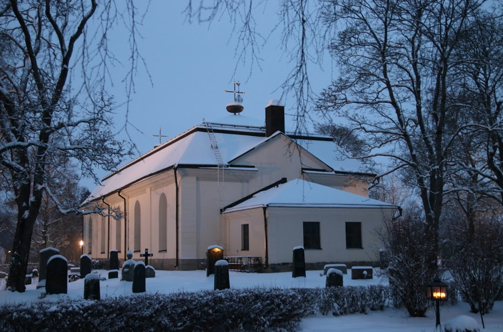 Ovanåkers kyrka