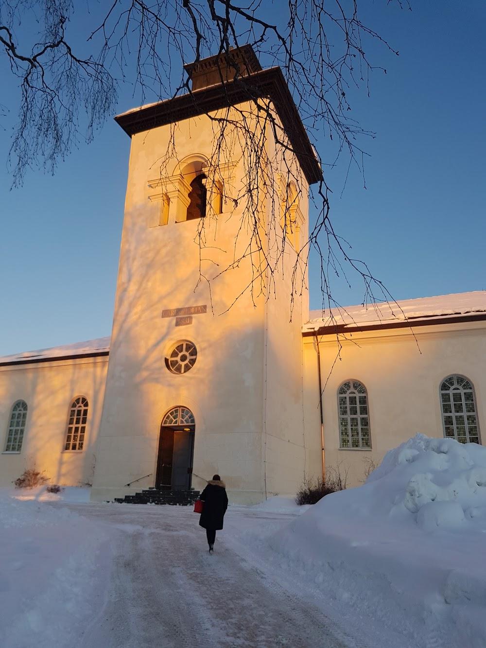 Överluleå kyrka