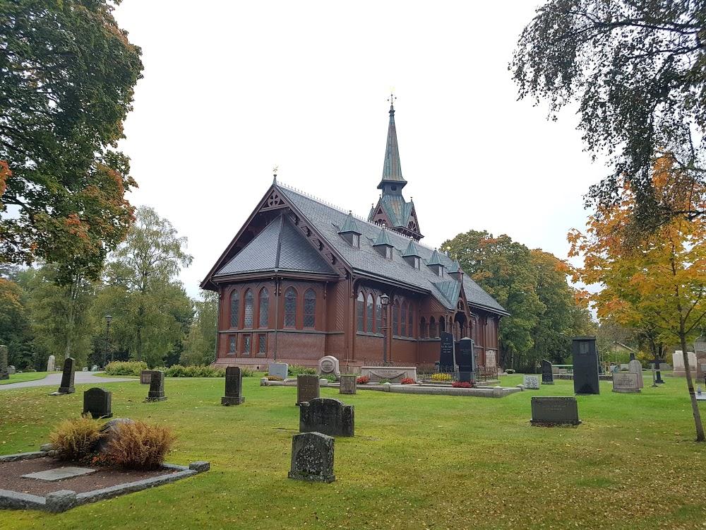 Nykyrka prästgård