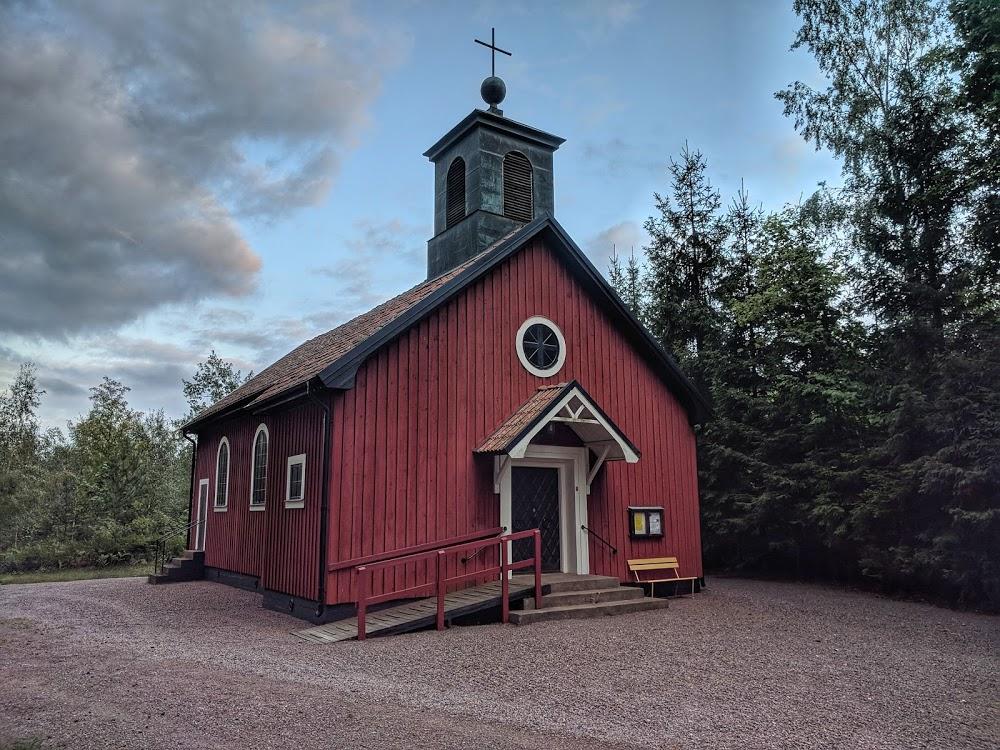 Hjo församlingshem