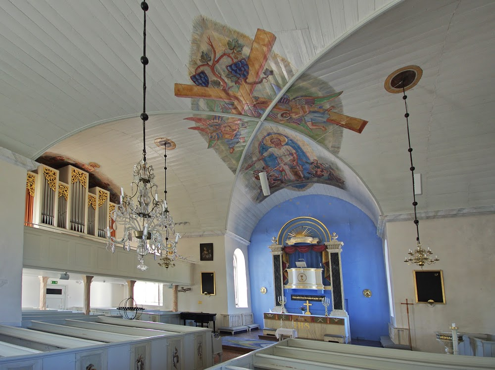 Färingtofta kyrka