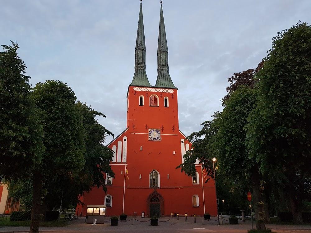 Västrabo kyrkan