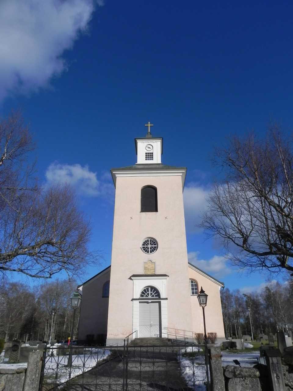 Hallaryds kyrka